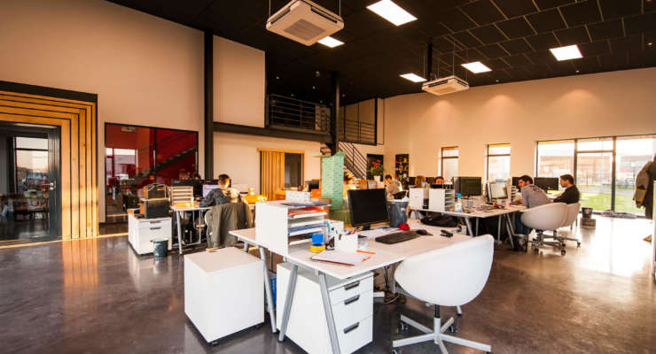 Why you should be thinking about the impact of design on your office space