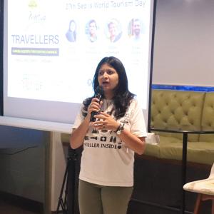 Nat Geo Traveller India Meet Up @ Dextrus