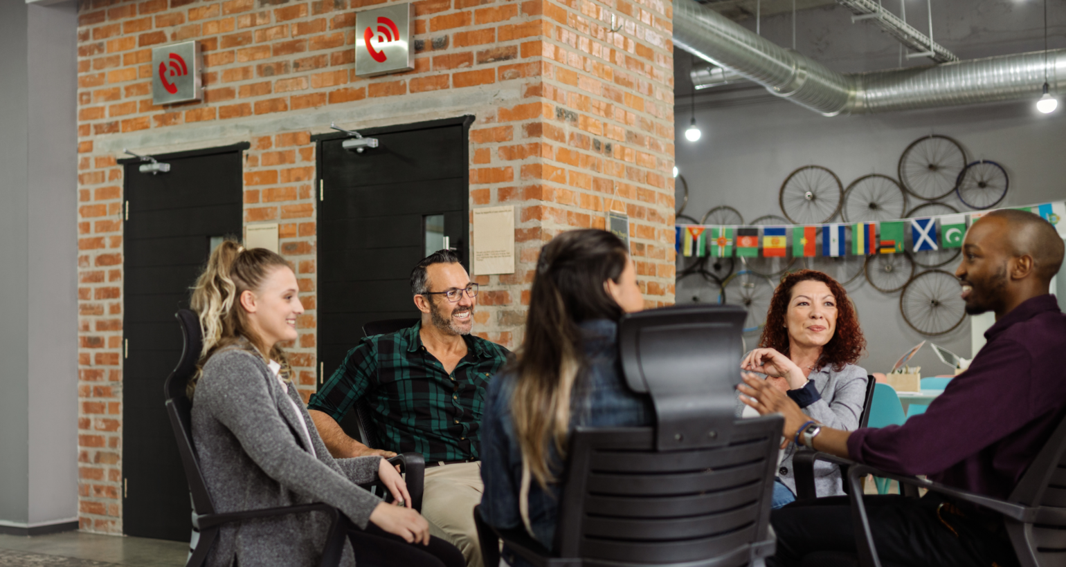 Five reasons why your business needs a flexible workspace in 2021