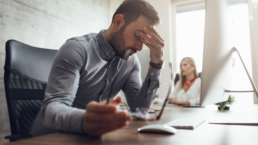 How does stress affect your work?